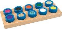 Сензорна стимулация - Детска образователна играчка -