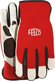 Градински ръкавици - Felco 702 - Размер M (19 cm)