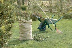 Градинска торба за отпадъци - Jutebag - Комплект от 3 броя