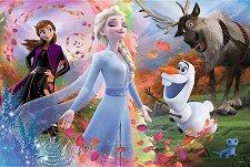 """Приключение - Детски пъзел от серията """"Замръзналото кралство"""" - пъзел"""