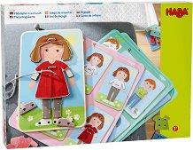 Облечи ме за сезона - Детски образователен комплект за игра -