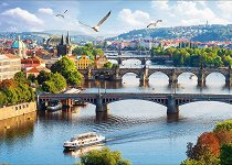 Мост в Прага - пъзел
