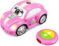 """Количка с дистанционно управление - Volkswagen Beetle - От серията """"Junior"""" -"""