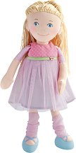 Балерината Ида - Парцалена кукла с височина 30 cm -