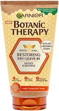 Garnier Botanic Therapy Honey & Beeswax Restoring 3 in 1 Leave-In - шампоан