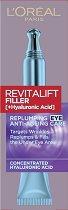 L'Oreal Revitalift Filler HA Replumping Eye Cream - маска
