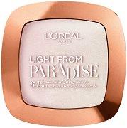 L'Oreal Light From Paradise - Хайлайтър за лице - продукт