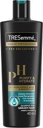 Tresemme Purify & Hydrate Shampoo -