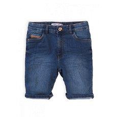 Детски къс дънков панталон -