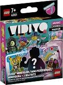 """Мини фигуркa изненада - Серия 1 - Детски конструктор от серията """"LEGO: VIDIYO"""" -"""