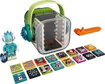 """Alien DJ BeatBox - Детски конструктор от серията """"LEGO: VIDIYO"""" -"""