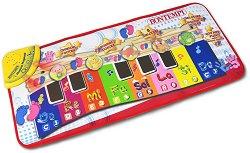 Музикално килимче - Детска интерактивна играчка -