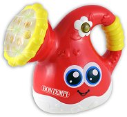 Музикална лейка с прожектор - Детска играчка със светлинни и звукови ефекти -