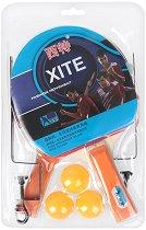 Комплект за тенис на маса - Xite -