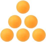 Топчета за тенис на маса - Aolishi - Комплект от 6 броя -