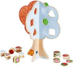 """Дърво на сезоните - Детски образователен комплект за игра от серията """"Education"""" -"""
