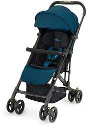Комбинирана бебешка количка - Easylife Elite 2: Select - С 4 колела -