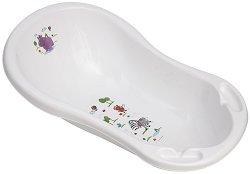 """Бебешка вана за къпане - С дължина 84 cm от серията """"Hippo"""" -"""