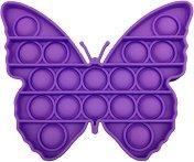 Poppit fidget - Пеперуда - Антистрес играчка -