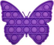 Poppit fidget - Пеперуда - Антистрес играчка - играчка