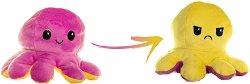Октопод с две лица - Плюшена  играчка -