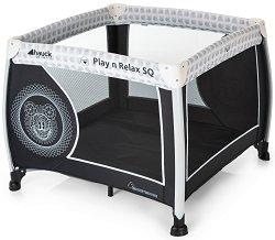 Сгъваема бебешка кошарка - Play'n Relax SQ: Mickey Cool Vibes - продукт