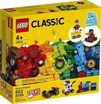 LEGO: Classic - Bricks and Wheels -