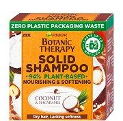 Garnier Botanic Therapy Coconut & Macadamia Solid Shampoo - продукт