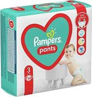 Pampers Pants 3 - Midi -