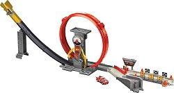 """Състезателна писта - Супер Лупинг - Детски комплект за игра с количка от серията """"Колите"""" -"""