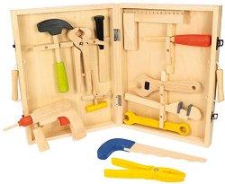 Куфар с инструменти -