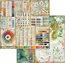 Хартия за скрапбукинг - Цветови палитри