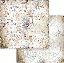 Хартия за скрапбукинг - Текстури