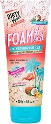 Dirty Works Coconut Foaming Sugar Scrub - продукт
