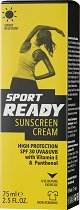 Sport Ready Sunscreen Cream - SPF 30 - крем