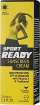 Sport Ready Sunscreen Cream - SPF 30 -