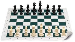 Шах със силиконова подложка -