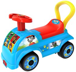Детска кола за бутане - Пес Патрул - играчка