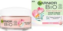 Garnier Bio Rosy Glow 3 in 1 Youth Cream - крем
