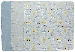 Бебешки памучни пелени -