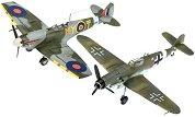 Самолети - Bf109G-10 & Spitfire Mk.V -