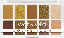Wet'n'Wild Color Icon Call Me Sunshine Palette - крем