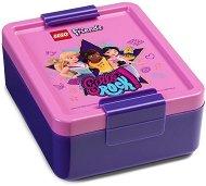 Кутия за храна - LEGO: Girls Rock - кутия за храна