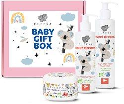 Бебешки подаръчен комплект - Elfeya Cosmetics Sweet Dreams -