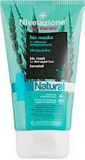 Farmona Nivelazione Skin Therapy Natural Mask Horsetail - шампоан