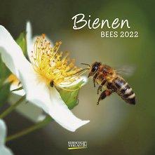 Стенен календар - Bienen 2022 -