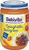 Bebivita - Био пюре от спагети болонезе -
