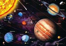 Слънчевата система - пъзел