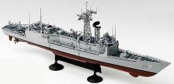 Военен кораб - USS Oliver Hazard Perry FFG-7 - Сглобяем модел - макет
