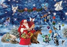 Дядо Коледа се подготвя за път -